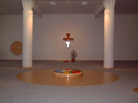 Meditationsraum Der. St. Bonaventura Schulen Dillingen Des Schulwerks Der  Diözese Augsburg